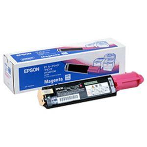 【送料無料】【純正品】 エプソン(EPSON) トナーカートリッジ マゼンタ 型番:LPCA4ETC5M 印字枚数:4000枚 単位:1個