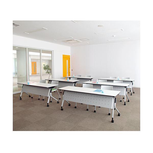 【送料無料】【別売】幕板 プラス 会議テーブル リネロ2用 LD-M1800 M4