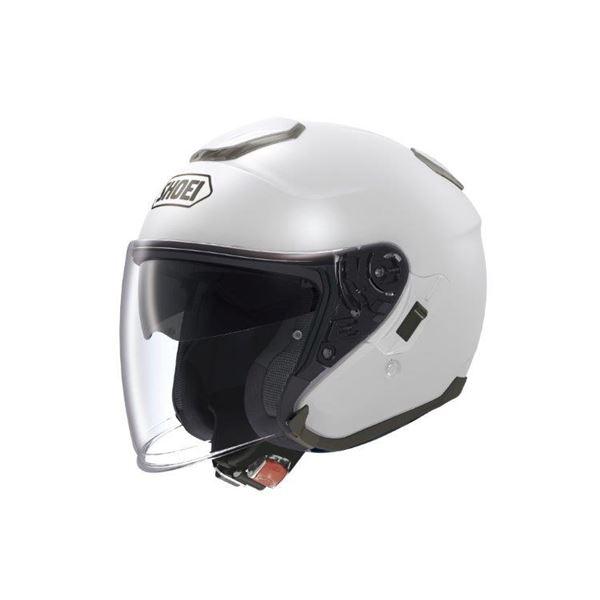 【送料無料】ショウエイ(SHOEI) ヘルメット J-CRUISE ルミナスホワイト XL
