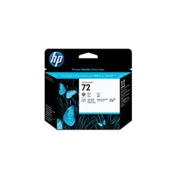 【送料無料】【純正品】 HP インクカートリッジ/トナーカートリッジ 【C9380A HP72 GY/PBK ブラック】