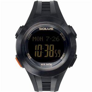 【送料無料】SOLUS(ソーラス) 心拍時計(ハートレートモニター) 01-101-01