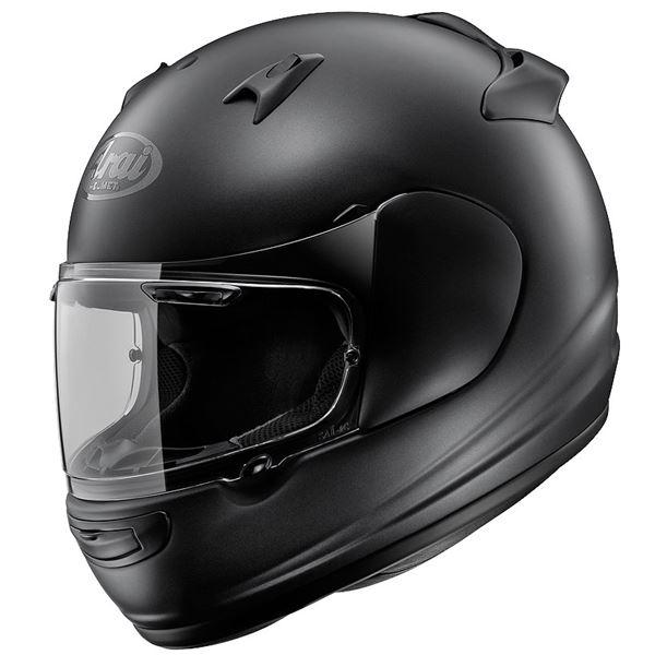 【送料無料】アライ(ARAI) フルフェイスヘルメット QUANTUM-J フラットブラック L 59-60cm
