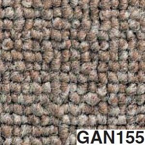 【送料無料】東リ タイルカーペット GA100N サイズ 50cm×50cm 色 GAN155 12枚セット 【日本製】