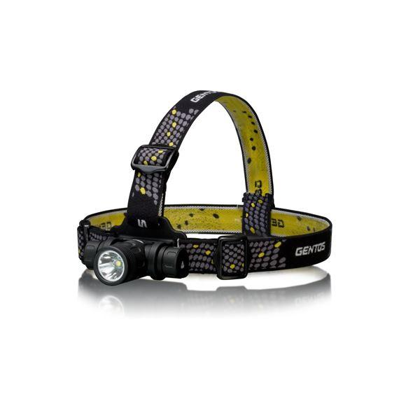【送料無料】GENTOS(ジェントス) ヘッドライト ティー・レックス 520lm TX-540XM