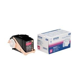 【送料無料】エプソン(EPSON) LP-S7100用 環境推進トナー/マゼンタ/Mサイズ(6500ページ) LPC3T18MV
