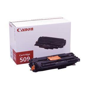 【送料無料】【純正品】 キヤノン(Canon) トナーカートリッジ ブラック 型番:カートリッジ509 印字枚数:12000枚 単位:1個