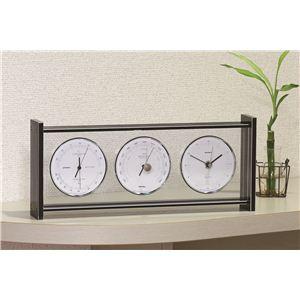 【送料無料】スーパーEXギャラリー気象計・時計 EX-793