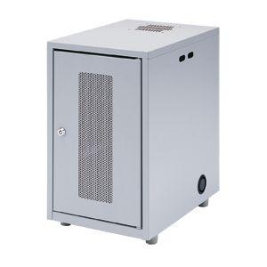 【送料無料】サンワサプライ NAS、HDD、ネットワーク機器収納ボックス CP-KBOX1