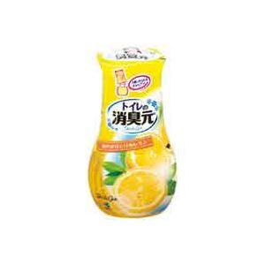 【送料無料】(業務用40セット)小林製薬 トイレの消臭元 400ml レモン1個 【×40セット】