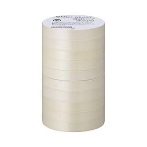 【送料無料】【業務用パック】透明テープ 1箱(240巻) 1.5cm×35m