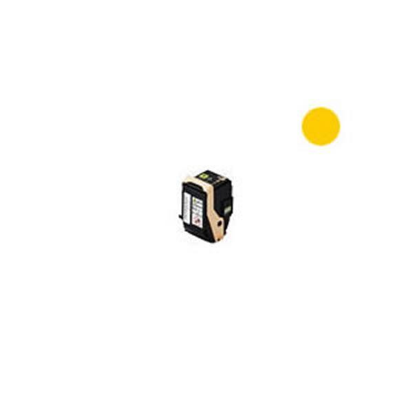 【純正品】 XEROX 富士ゼロックス トナーカートリッジ 【CT201401 Y イエロー】