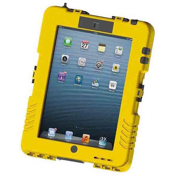 【送料無料】Andres Industries(アンドレス) 防水型iPadケース アイシェル(ブライトイエロー)【日本正規品】 AG290005