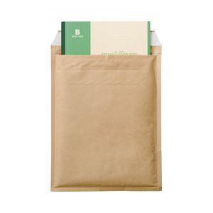 【送料無料】クッション封筒クラフト 業務用箱売 B5 1箱(150枚)