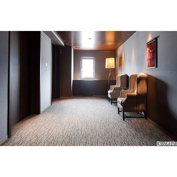 【送料無料】サンゲツカーペット サンメルシィ 色番MR-1 サイズ 200cm×200cm 【防ダニ】 【日本製】