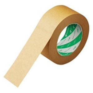 【送料無料】ニチバン ラミオフ再生紙クラフトテープ 3105 50巻