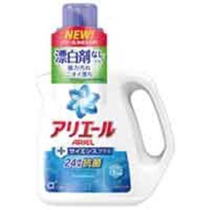【送料無料】(業務用80セット)P&G アリエールイオンパワージェル 本体1kg