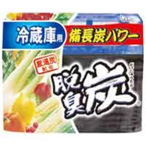 【送料無料】(まとめ)エステー 脱臭炭 冷蔵庫用 140g【×20セット】