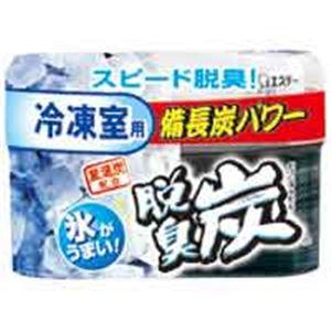 【送料無料】(業務用20セット)エステー 脱臭炭 冷凍室用 70g