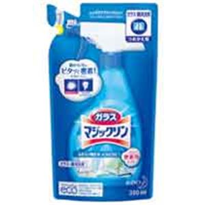 【送料無料】(業務用100セット)花王 ガラスマジックリン 詰替用