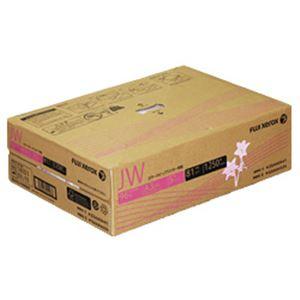 【まとめ買い】富士ゼロックス 高白色カラープリンター用紙 JW A3 1箱(250枚×5冊)