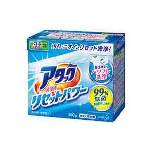 【送料無料】(業務用30セット)花王 アタック高浸透リセットパワー900g