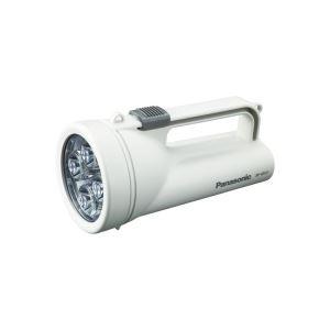 【送料無料】(業務用6セット)Panasonic パナソニック LED強力ライト BF-BS01P-W ホワイト ×6セット