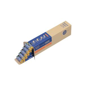 【送料無料】パナソニック アルカリ乾電池 EVOLTA 単3形 業務用パック LR6EJN/100S 1セット(100本:4本×25パック)