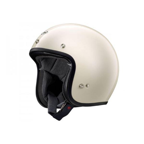 【送料無料】アライ(ARAI) ジェットヘルメット CLASSIC MOD パイロットホワイト 57-58cm M