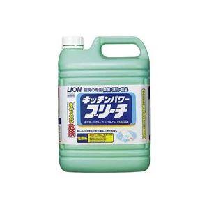 【送料無料】(業務用20セット)ライオン キッチンパワープリーチ 業務用5.0kg