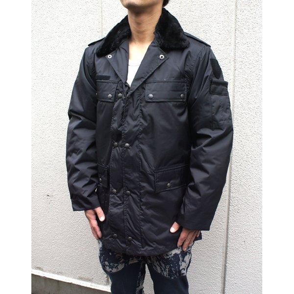 【送料無料】フランス放出 ポリスジャケット JJ116NN サイズ60 【 デッドストック 】 【 未使用 】