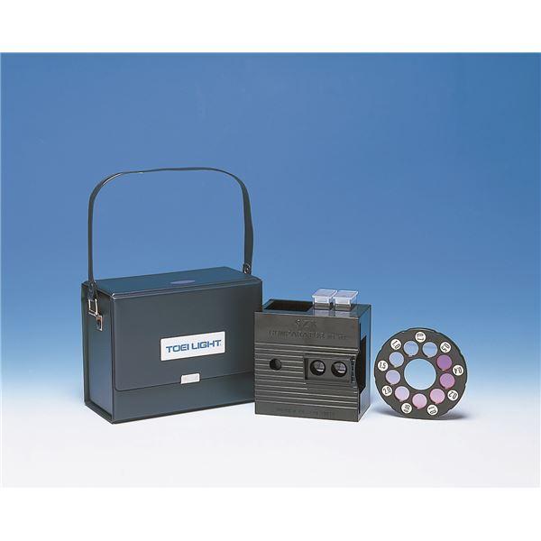 【送料無料】TOEI LIGHT(トーエイライト) DPD法ダイヤル式残留塩素計 B4235