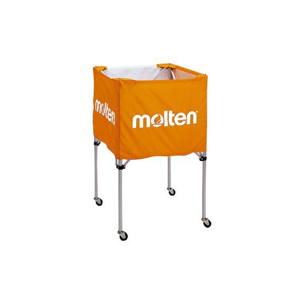 【送料無料】molten(モルテン) エキップメント ボールカゴ 中・背高 BK20HO