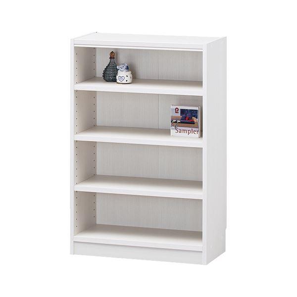【送料無料】白井産業 木製棚タナリオ TNL-9059 ホワイト