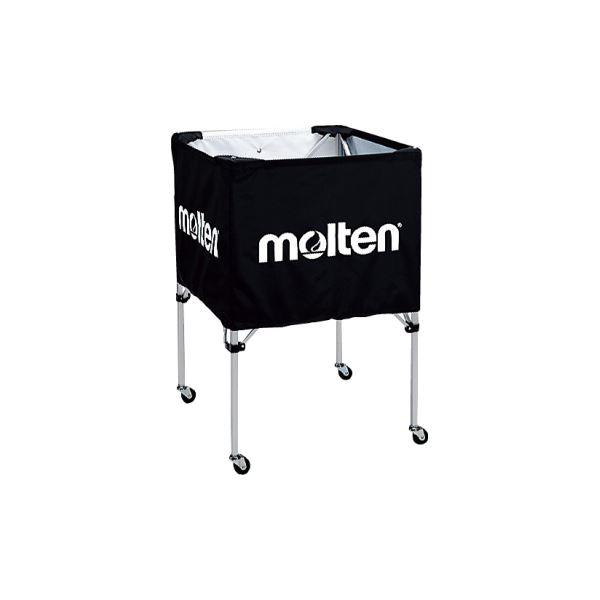 【送料無料】molten(モルテン) エキップメント ボールカゴ 中・背低 BK20HLBK