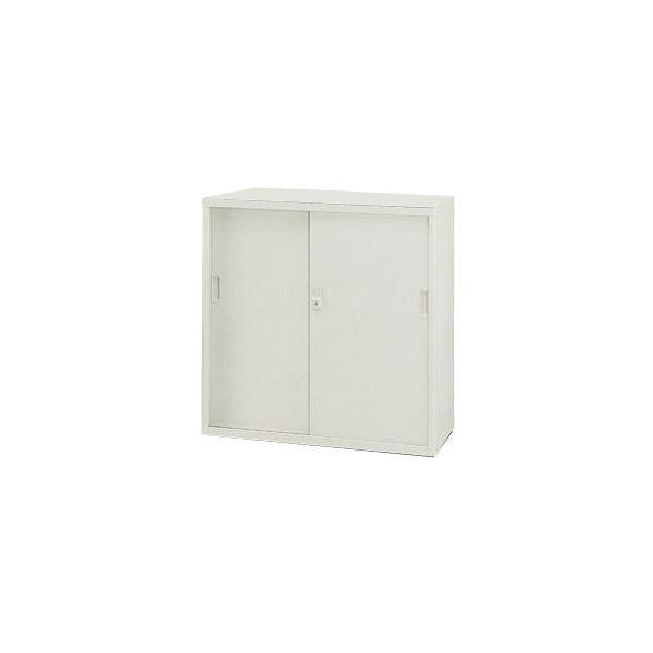 【送料無料】ジョインテックス 3×3型引違書庫 スチール戸 3350NG