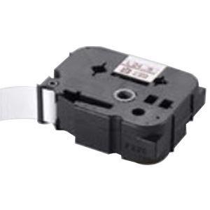 【送料無料】(業務用5セット)マックス 文字テープ LM-L536BMK 艶消銀に黒文字36mm