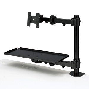 【送料無料】サンワサプライ デュアルシステムアーム(キーボード台) CR-LA601 CR-LA601, 最高の品質の:92e89ee3 --- data.gd.no