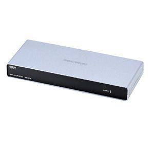 【送料無料】サンワサプライ 高性能ディスプレイ分配器(4分配) VGA-SP4