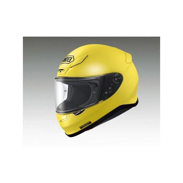 【送料無料】ショウエイ(SHOEI) フルフェイスヘルメット Z-7 ブリリアントイエロー XL