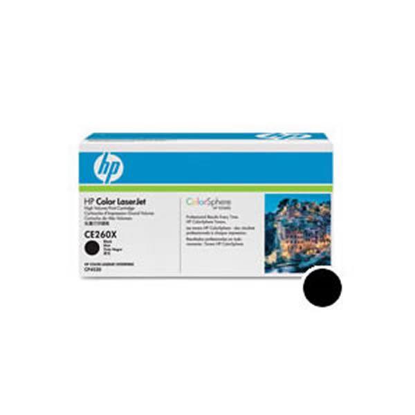【送料無料】【純正品】 HP インクカートリッジ/トナーカートリッジ 【CE260X HP649X BK ブラック】