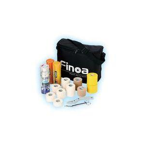 【送料無料】Finoa(フィノア) トレーナーズバッグ・キット(ブラック) 950