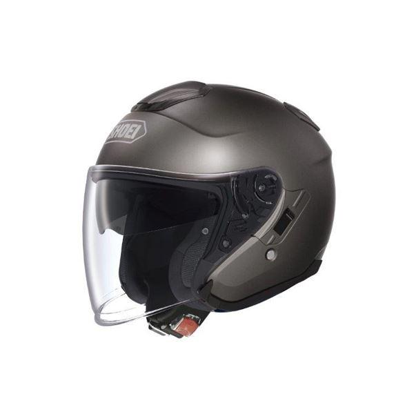 【送料無料】ショウエイ(SHOEI) ヘルメット J-CRUISE アンスラサイトメタリック L