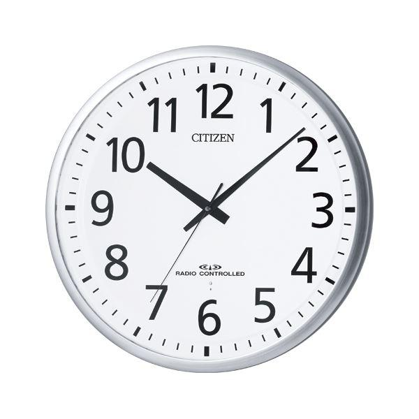 【送料無料】シチズン 掛時計 スペイシーM465 8MY465-019 1個