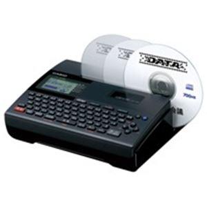 【送料無料】カシオ計算機(CASIO) ディスクタイトルプリンター CW-K80
