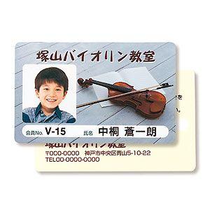 【送料無料】サンワサプライ インクジェット用IDカード(穴なし)100シート入り JP-ID03-100