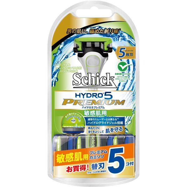 【送料無料 6 点セット】シック(Schick) ハイドロ5プレミアム敏感肌用コンボパック(替刃5コ付) × × 6 点セット, PDIエアガンパーツ取扱店 X-FIRE:0fb3756d --- officewill.xsrv.jp