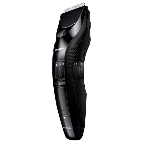 【送料無料】パナソニック(家電) メンズヘアーカッター (黒) ER-GC52-K