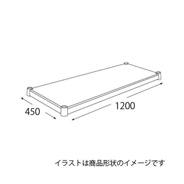 【送料無料】エレクター ウッドシェルフ H1848WM1