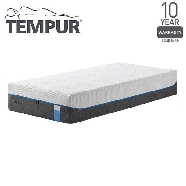 【送料無料】TEMPUR やわらかめ 低反発マットレス クイーン『クラウドリュクス30 ~厚みのあるテンピュールESによって贅沢で上質な寝心地~』 正規品 10年保証付き【代引不可】