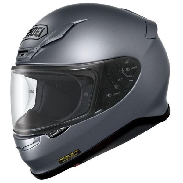 【送料無料】フルフェイスヘルメット Z-7 パールグレーメタリック L 【バイク用品】